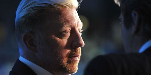 Arbuthnot granted bankruptcy ruling against Boris Becker