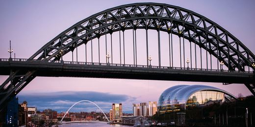 On the Road: postcards from Newcastle...