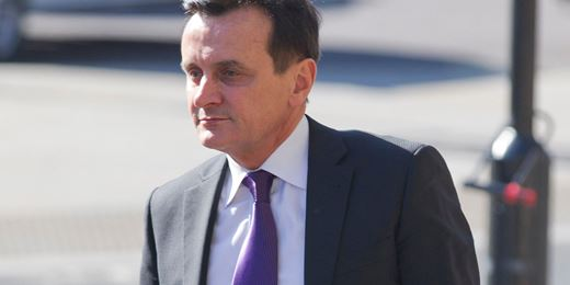 AstraZeneca share price tumbles as report suggests CEO is leaving for Teva class=