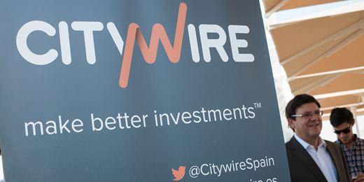 Fotos de la fiesta aniversario de Citywire España