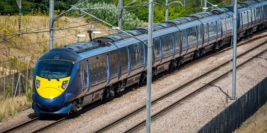 Consortium Wins Race for Britain's High-Speed Rail Link Operator HS1 Ltd.