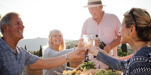 Comment: It is advisers job to help retirees enjoy life while they can