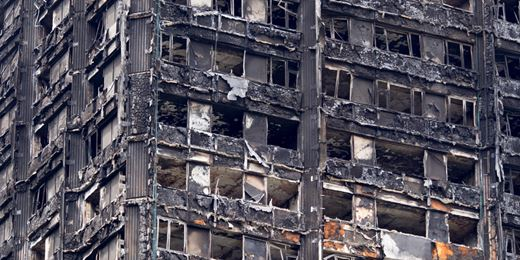 HICL Infrastructure reviews cladding after Grenfell Tower inferno