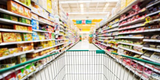 Supermarkets top FTSE after strong summer