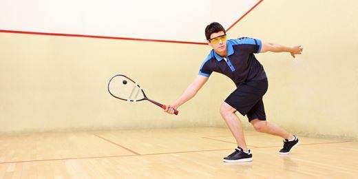 Fuori orario. Passione per... lo squash (sesta puntata)