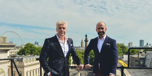 Profile: how an 'awkward' approach led this duo out of Barclays