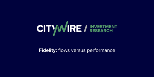 Focus on Fidelity fund flows: biggest inflows and outflows