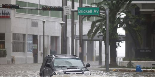 'We were lucky': Miami's wealth industry returns to work in Irma aftermath