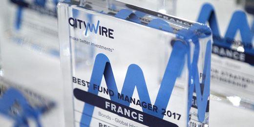 Citywire France Awards 2017: les photos de la cérémonie