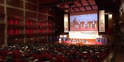 ConsulenTia17, tutte le foto delle principali conferenze