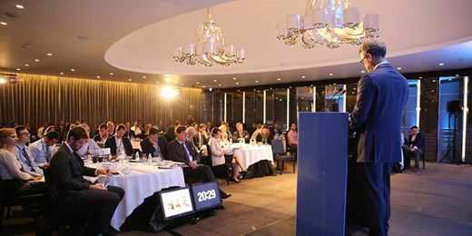 See the pics from our Emerging Markets Forum in London